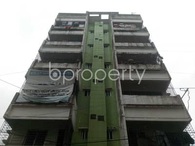 2 Bedroom Flat for Rent in Aftab Nagar, Dhaka - A well-constructed 1000 SQ FT apartment is ready to Rent in Aftab Nagar