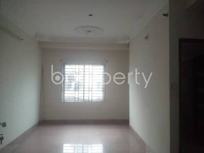 3 Bedroom Flat for Rent in Aftab Nagar, Dhaka - A well-constructed 1150 SQ FT apartment is ready to Rent in Block B, Aftab Nagar