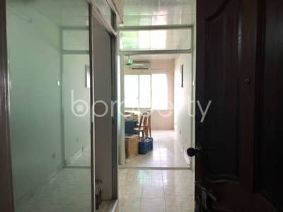 Office for Sale in Hatirpool, Dhaka - A Commercial Office Is Available For Sale Which Is Located In New Elephant Road Nearby Al-arafah Islami Bank Limited