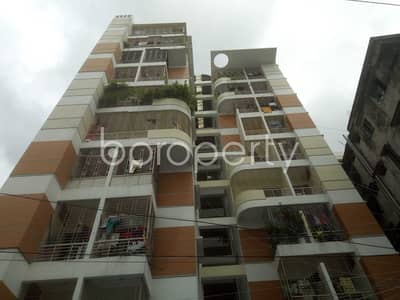 3 Bedroom Apartment for Sale in Badda, Dhaka - 1265 Square Feet Nice Residential Flat Is For Sale At Nurer Chala