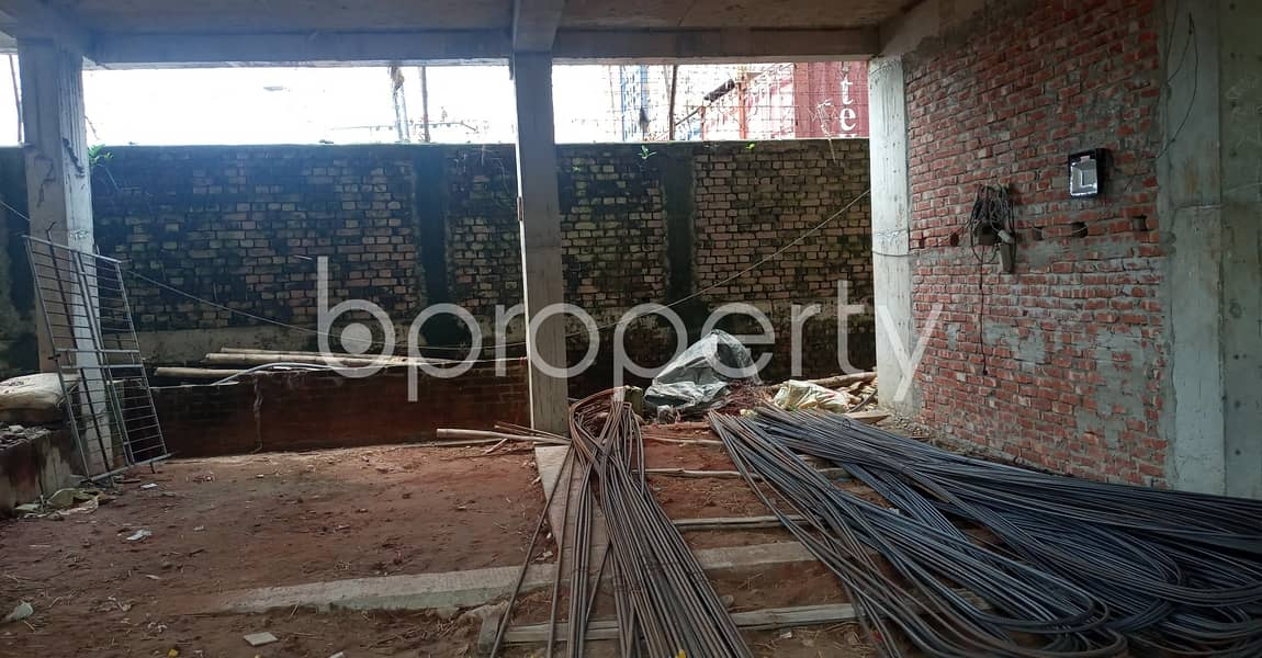 This 2200 Sq Ft Commercial Shop For Rent In 38 No. South Middle Halishahar