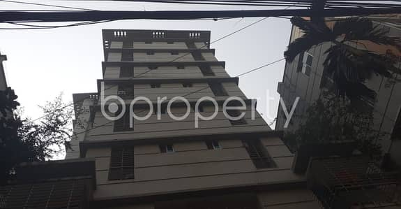 3 Bedroom Apartment for Sale in Bashundhara R-A, Dhaka - In The Location Of Bashundhara R-A , Close To Bashundhara Boro Masjid A Flat Is Up For Sale
