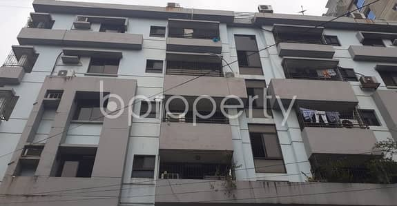 An Apartment Which Is Up For Sale At Gulshan 2 Near To Gulshan Central Masjid (Azad Masjid).