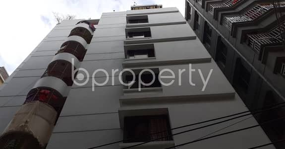 2 Bedroom Flat for Rent in Kalabagan, Dhaka - Plan to move in this 850 SQ FT flat which is up to Rent in Kalabagan