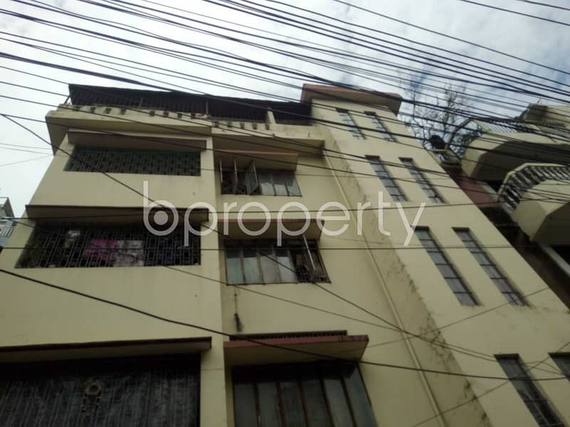 Plan to move in this 800 SQ FT flat which is up to Rent in Bagmoniram