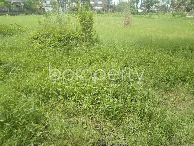 5 Katha Plot For Sale In Bashundhara R-A