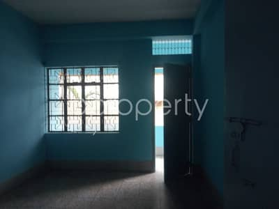 A Nice And Comfortable 1500 Sq Ft Flat Is Up For Rent In Shahid Mirza Lane, Bagmoniram