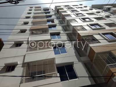 3 Bedroom Flat for Rent in Dhanmondi, Dhaka - Exquisite Flat Of 1363 Sq Ft Is Ready For Rent In Shukrabad