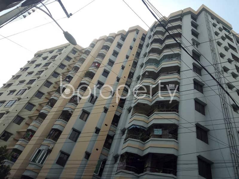 At 15 No. Bagmoniram Ward, 1700 Sq Ft Home For Rent Close To Mehidibag Jame Masjid.