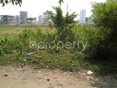 Plot for Sale in Aftab Nagar, Dhaka - Plot for Sale in Aftab Nagar nearby EWU