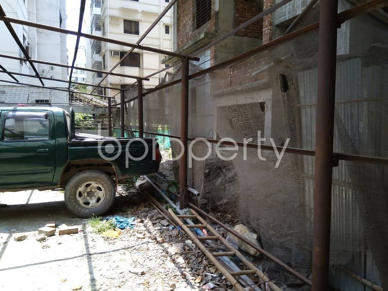 Plot For Sale In Bashundhara R-A Nearby IUB