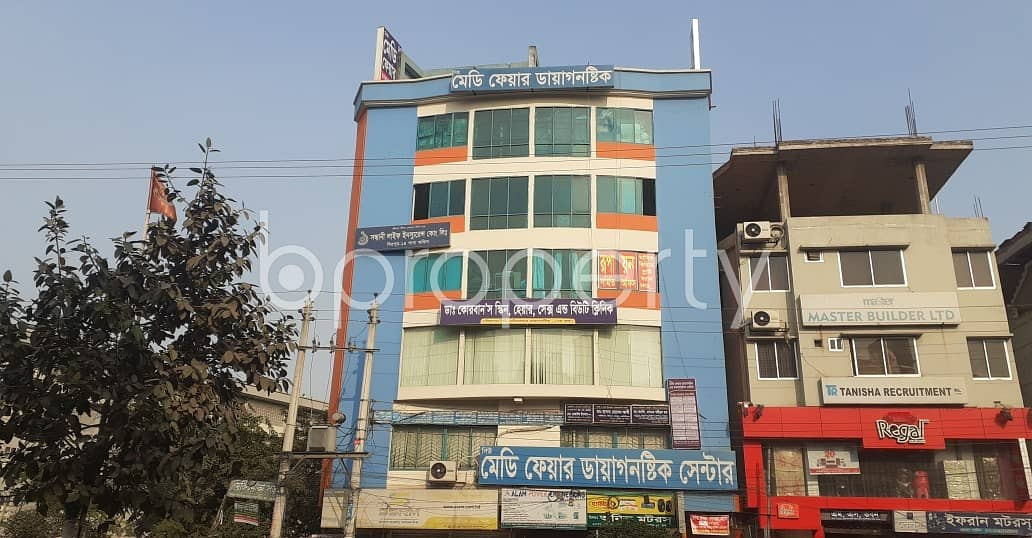 This Shop Is Up For Rent In Kachukhet Near National Bank Limited