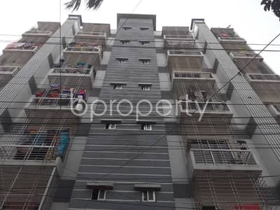 Visit This Apartment For Sale In Nobodoy Housing Society Near Baitul Aman Masjid.