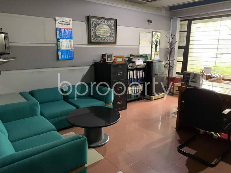 See This Office Space For Sale Located In Panthapath Near To Square Hospitals Limited