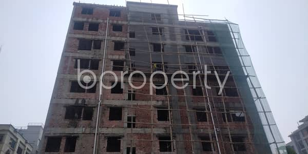 Visit This Apartment For Sale In Bashundhara R-a Near IBAIS University