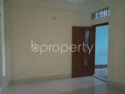 1 Bedroom Flat for Rent in Hathazari, Chattogram - A Rightly Planned 1 Bedroom Flat Is Found For Rent In South Pahartali