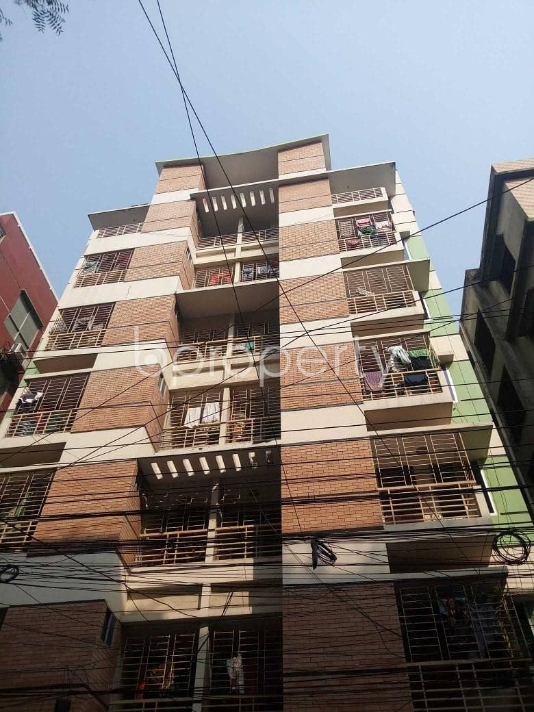 Visit This Apartment For Sale In Uttara Near Bank Asia Limited.