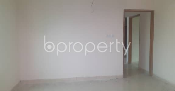 3 Bedroom Apartment for Sale in Cantonment, Dhaka - 1450 Square Feet Apartment Ready For Sale At North Vashantek