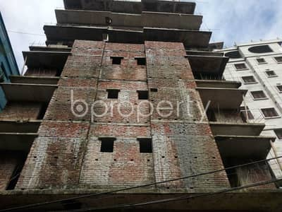 3 Bedroom Flat for Sale in 4 No Chandgaon Ward, Chattogram - A well-constructed 900 SQ FT flat is for sale in Chandgaon