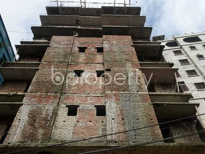 3 Bedroom Apartment for Sale in 4 No Chandgaon Ward, Chattogram - A well-constructed 1050 SQ FT flat is for sale in Chandgaon Ward