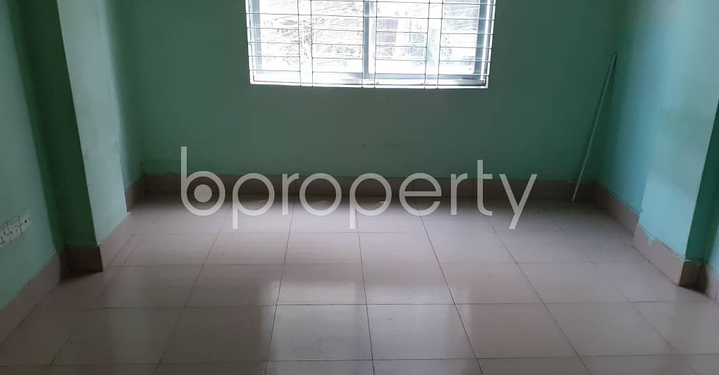 A Convenient 1000 Sq Ft Residential Flat Is Prepared To Be Sold At Kazir Dewri