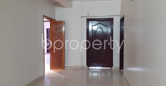 3 Bedroom Flat for Sale in 33 No. Firingee Bazaar Ward, Chattogram - 1510 Square Feet Ready Apartment Is To Sale At Haji Nuruzzaman Residential Area