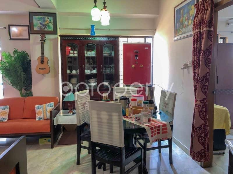 Visit This Apartment For Sale In Uttara Near Gausul Azam Jameh Mosjid