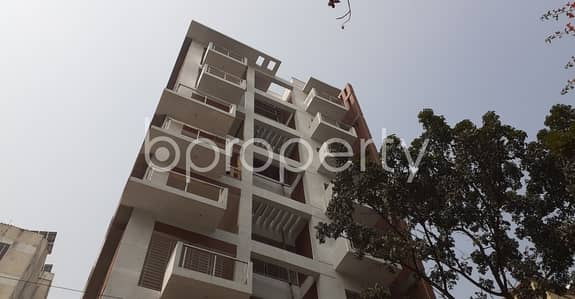 A Fine Flat Is Now For Sale Which Is In Uttara Near Lubana General Hospital