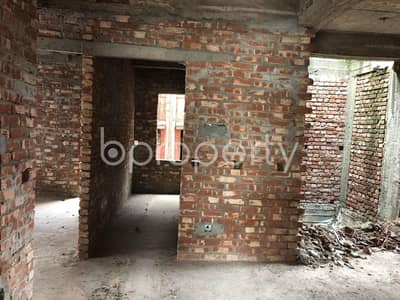 2 Bedroom Apartment for Sale in Badda, Dhaka - This 2-Bedroom Brand new Flat In Nurer Chala With A Convenient Price Is Up For Sale