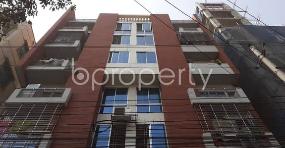See This Apartment Is Up For Sale In Uttara Near Lubana General Hospital