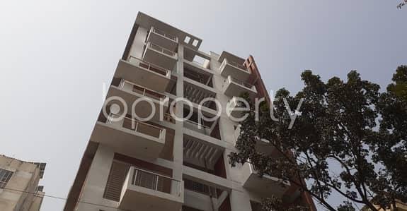A Flat Is Up For Sale In Uttara Near Lubana General Hospital