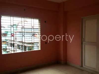 2 Bedroom Apartment for Rent in Hathazari, Chattogram - 950 Sq Ft Flat For Rent At Aman Bazar, Hathazari
