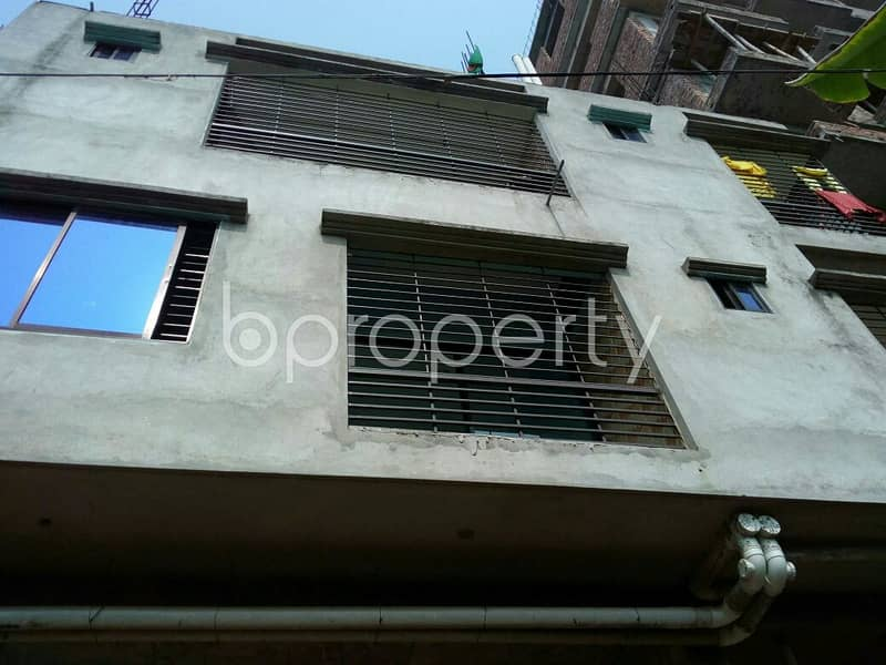 Visit This Apartment For Sale In Auchpara Near Tongi Pilot School & Girl's College.