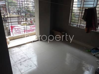 3 Bedroom Flat for Sale in Dhanmondi, Dhaka - Offering You An Excellent 930 Sq Ft Flat For Sale In Dhanmondi