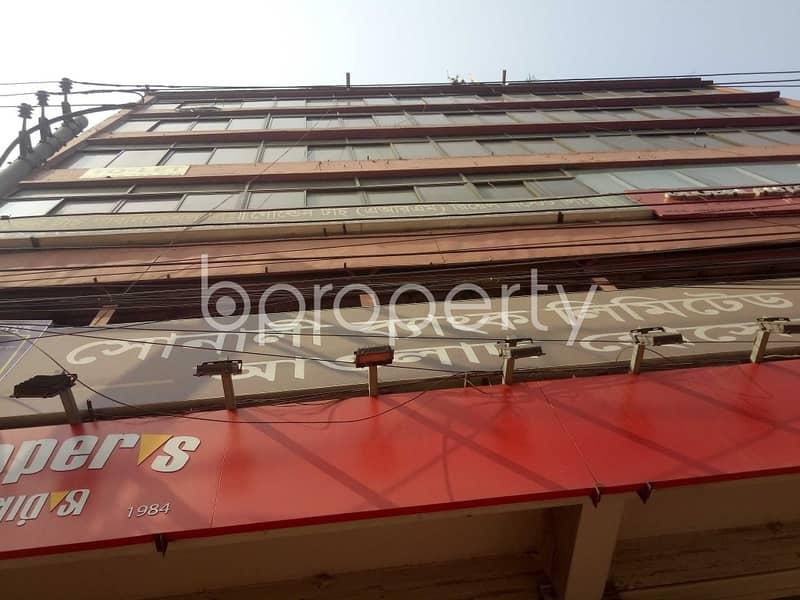 1100 Sq. Ft Office Is For Rent In Monipuripara Near To Monipuripara Uttar Jame Mosjid