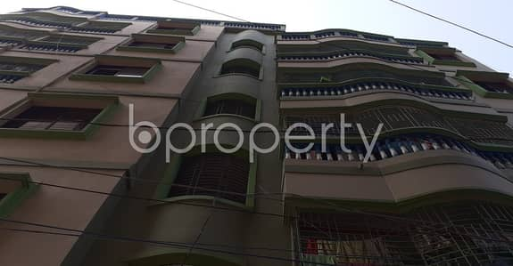 2 Bedroom Apartment for Rent in Gazipur Sadar Upazila, Gazipur - Apartment For Rent In Shantibagh, Near Chapulia Model Government Primary School