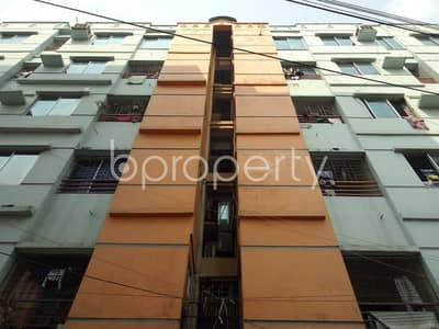 3 Bedroom Apartment for Rent in Turag, Dhaka - Create Your New Home In A Nice Flat For Rent In Turag, Near Baitus Salam Mosque