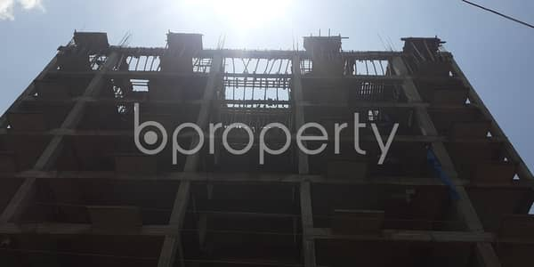3 Bedroom Apartment for Sale in Bashundhara R-A, Dhaka - 3 Bedroom Flat In Bashundhara R-A Is Now For Sale