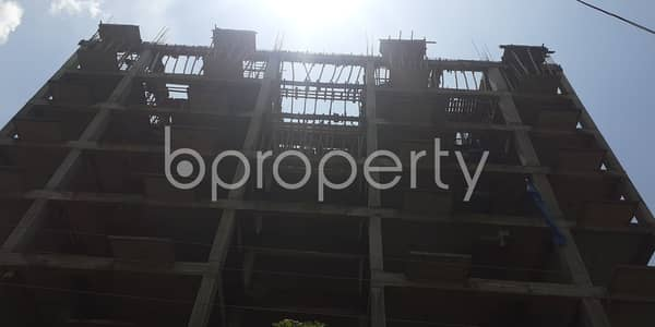 3 Bedroom Flat for Sale in Bashundhara R-A, Dhaka - In Bashundhara R-A, A Standard Flat Is For Sale