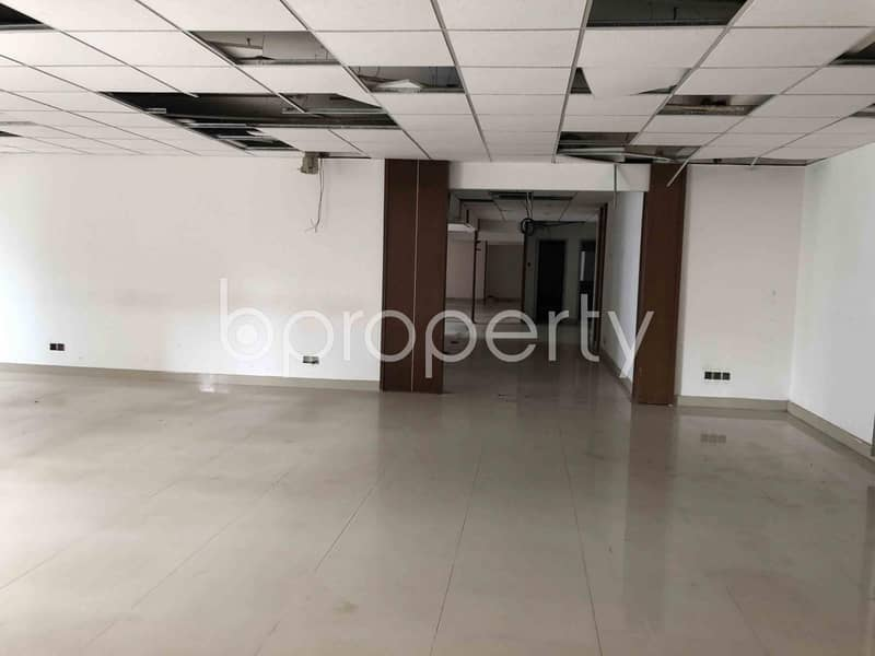 Visit This Commercial Space Of 8600 Sq Ft For Sale In Panthapath Near BRAC Bank Limited