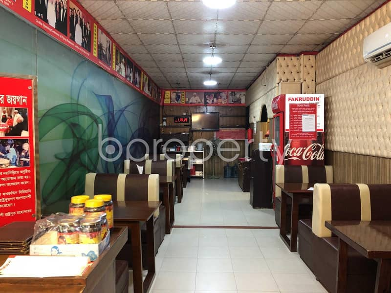1568 Sq Ft Commercial Shop For Sale At Dhanmondi Close To Popular Medical College Hospital