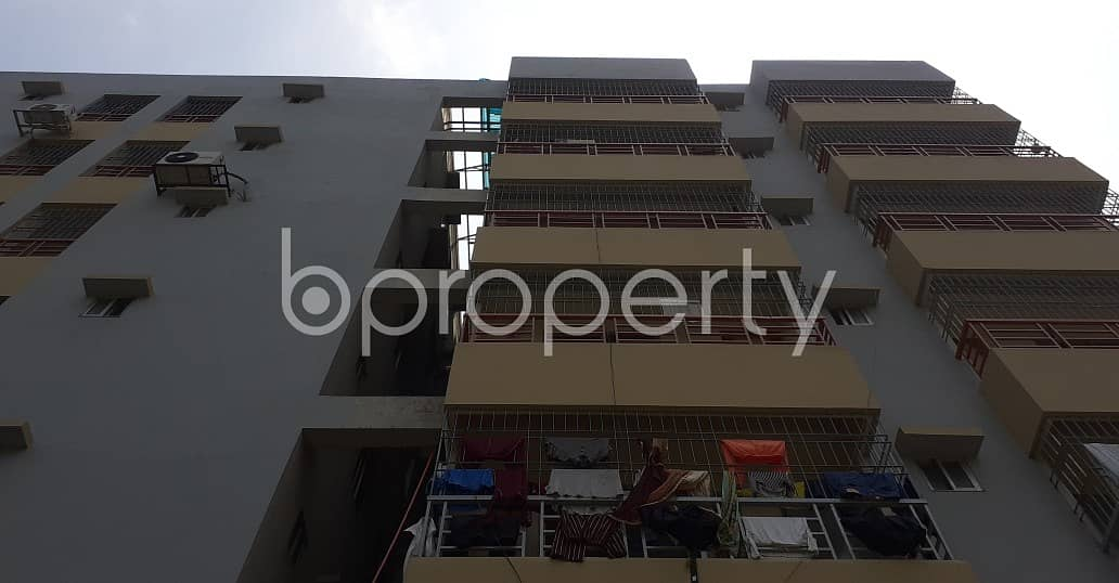 Visit This 1920 Sq Ft Flat For Sale In Bashundhara R-a