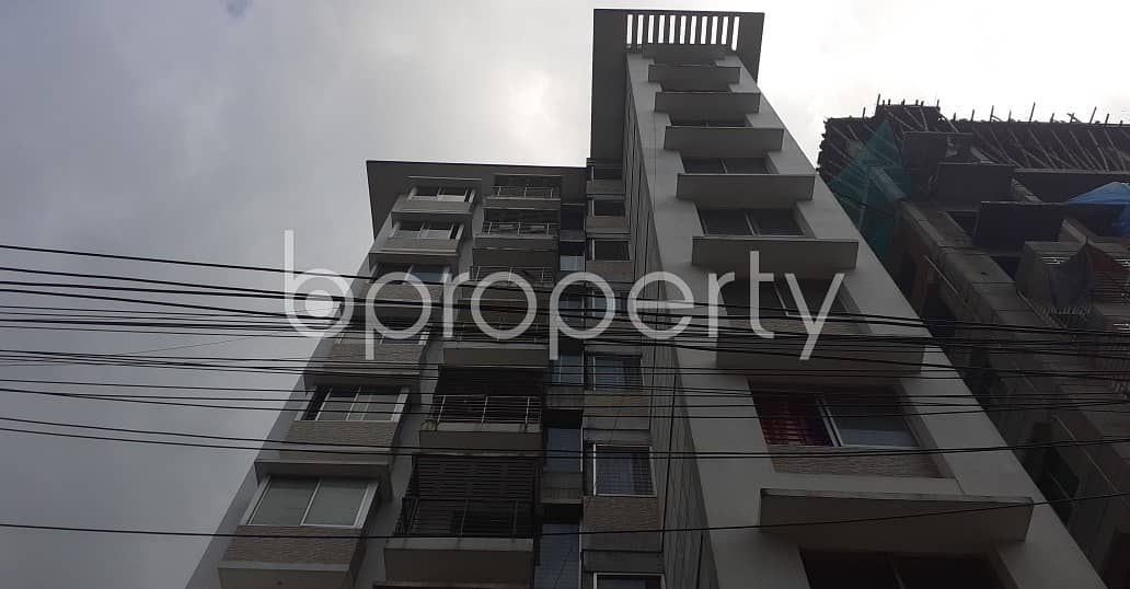 Spaciously Designed And Strongly Structured This Apartment Is Now Vacant For Sale In Bashundhara R-A Near Evercare Hospital.