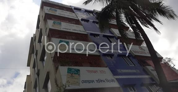 2 Bedroom Apartment for Rent in 10 No. North Kattali Ward, Chattogram - Ready flat 1050 SQ FT is now to Rent in 10 No. North Kattali Ward