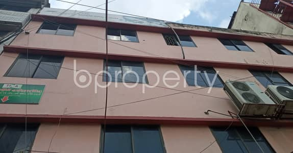 Office for Rent in Paribagh, Dhaka - A 700 Sq Ft Commercial Office Is Available For Rent Which Is Located In Paribagh