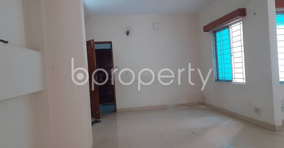 3 Bedroom Apartment for Sale in Mohakhali, Dhaka - A 1049 Square Feet Large Flat For Sale In Mohakhali Near Mohakhali Model School .