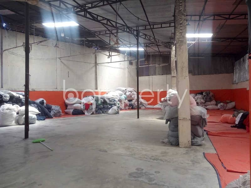 10000 Sq/ft Commercial Warehouse Is For Rent In Mirpur -10.