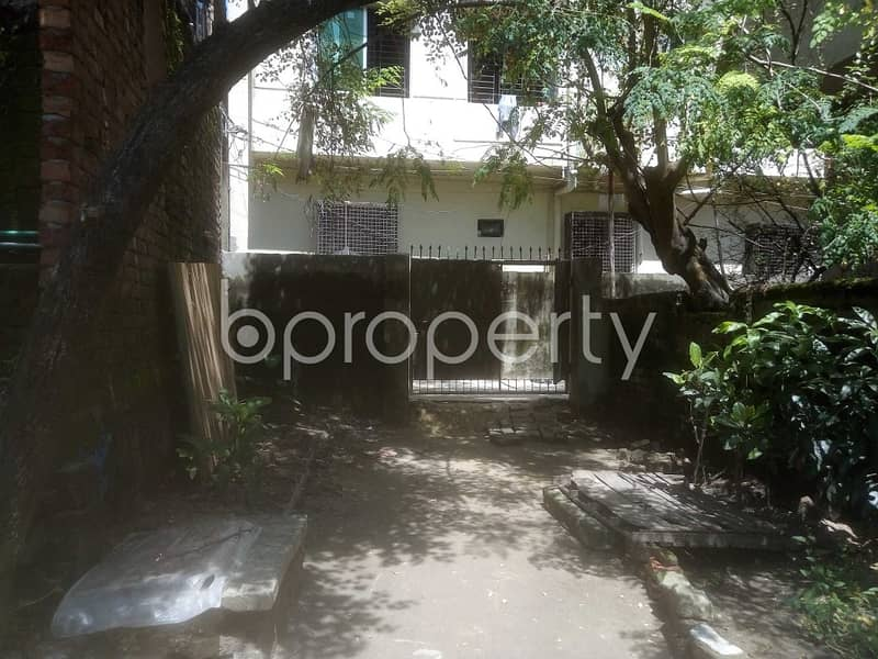 2.96 Katha Plot For Sale In Wast Monipur .