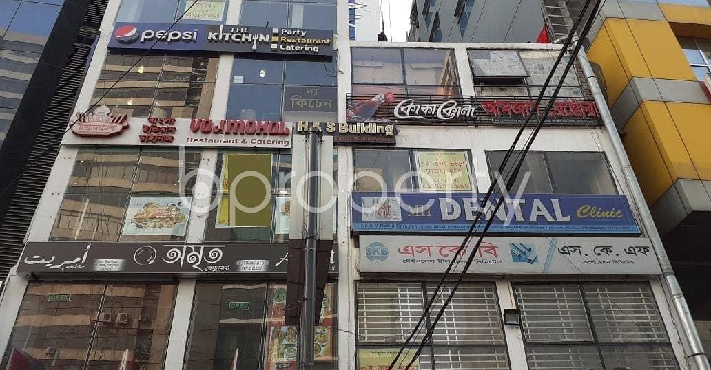 Visit This Office For Rent In Hatirpool Near Padma General Hospital Ltd.