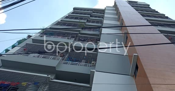 3 Bedroom Flat for Sale in Cantonment, Dhaka - We Have A 1400 Sq. Ft Flat For Sale In North Vashantek.